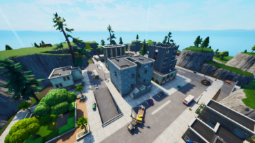 Tilted Towers mini BR