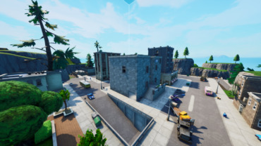 Tilted Zone Wars Dous