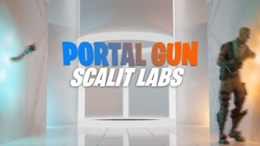 Portal Gun - Escape Scalit Labs