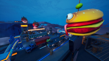 Event Gunfight: Fast Food