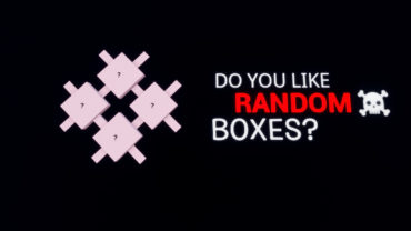 RANDOM DEATH BOXES CHALLENGE