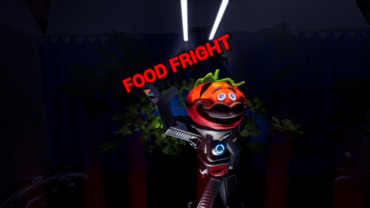 Food Fright  (Single Player Horror)