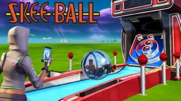 Skee Ball Arcade!