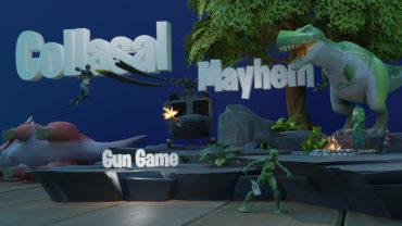 Collasal Mayhem: Gun Game