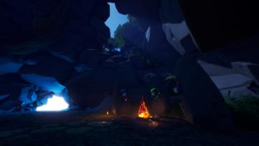 The Lost Stone (Puzzle/Adventure)