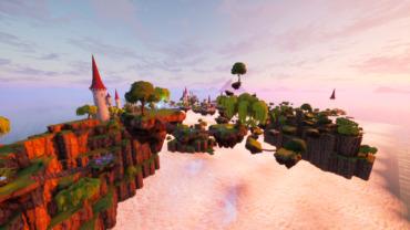 Skylands Adventure Deathrun!