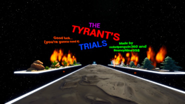 THE TYRANT'S TRIALS