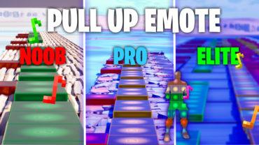 Pull Up Emote - (ROCKSTAR) in Fortnite