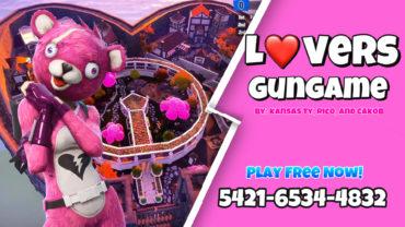Lovers GunGame