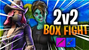2v2 3v3 4v4  Box fight