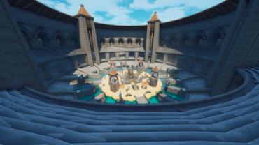 The Arena - Confrontation