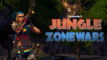 jungle zone wars