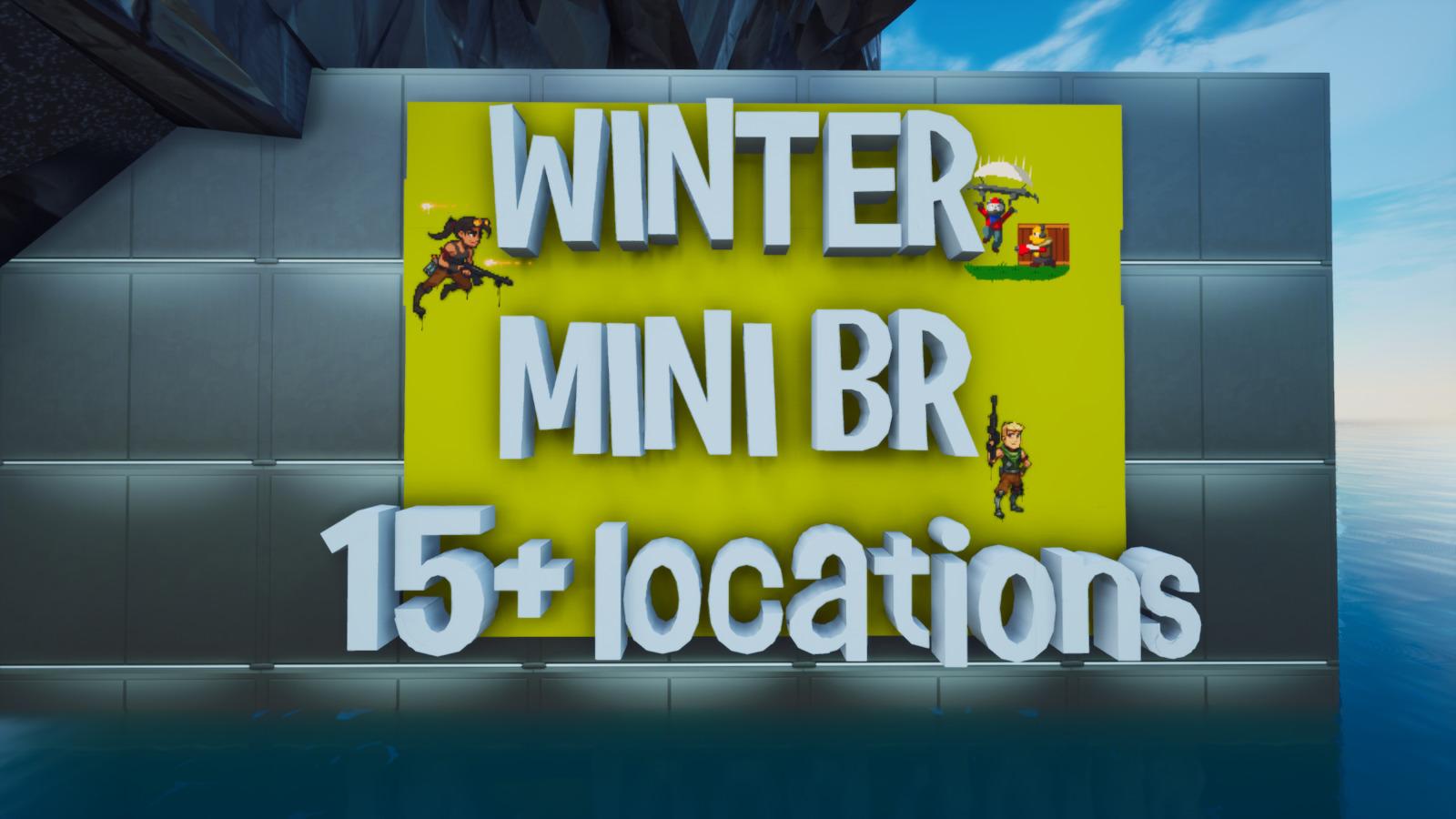 Winter Mini Battle Royale!