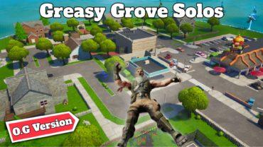 GREASY GROVE SOLOS