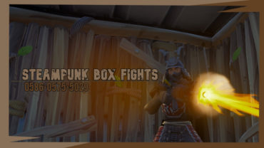 Steampunk box fights