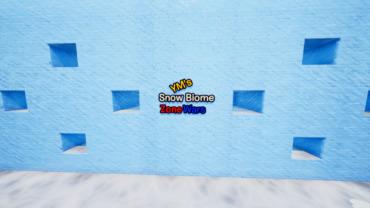 YM's Snow Biome Zone Wars