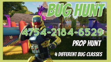 Bug Hunt: Prop Hunt