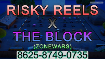 The Block x Risky Reels ZoneWars (XA)