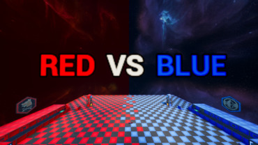 🔴 Red VS Blue 🔵 GO GOATED! 💯 8v8