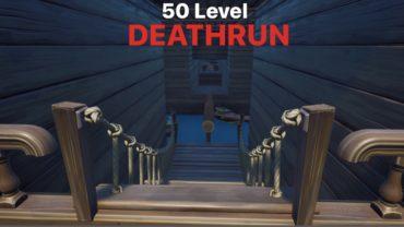 50 Level Default Corsair Deathrun