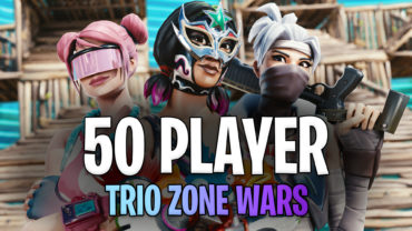 *50 PLAYER* TRIO/DUO Zone Wars