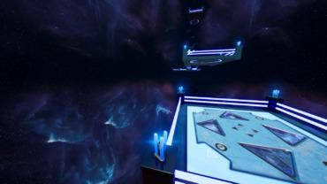 40 Level Neon Deathrun