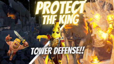 👑 PROTECT THE KING TOWER DEFENSE 👑