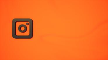 Orange Instagram Logo