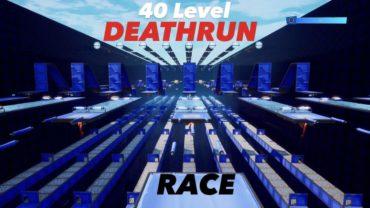 40 Level Default Deathrun Race
