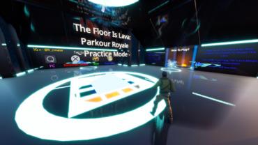 The Floor Is Lava: PR - Practice Mode