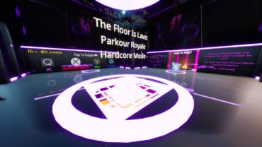 The Floor Is Lava: PR - Hardcore Mode
