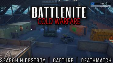 BATTLENITE: COLD WARFARE (ADDED HARDPOINT)