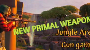 Jungle Arena Gun Game