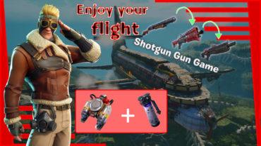 747: Shotgun Gun Game
