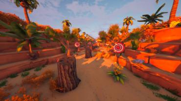 The Crazy Canyon: Default Deathrun