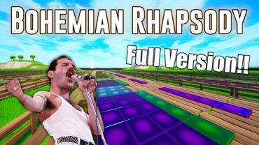 Queen - Bohemian Rhapsody (Music Blocks)