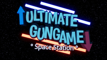 [ Ultimate gungame ] Space station