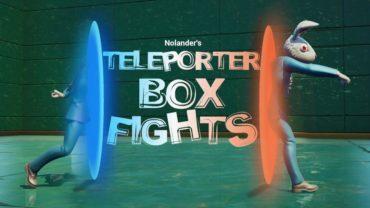 teleporter box fights