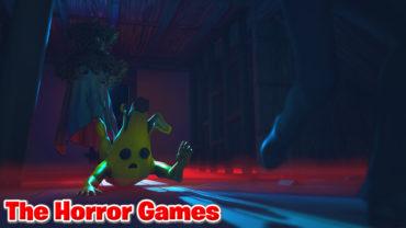 The Horror Games (Deathrun Race)