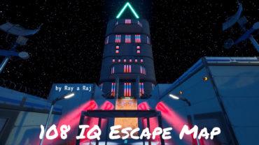 108 IQ Escape Map