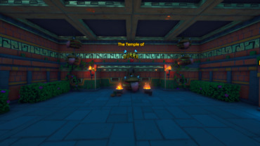 The Temple of Durrr