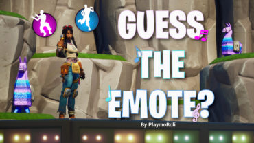 GUESS THE EMOTE | WITH PARKOUR