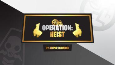 💎 OPERATION: HEIST 💎 | INVASION! 👽