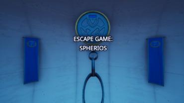 ESCAPE GAME: Spherios