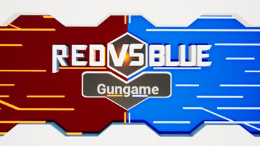 🔴 RED VS BLUE 🔵 GUNGAME 💯 لعبة رائجة