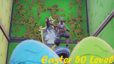 Easter 50 Level Deathrun🐰