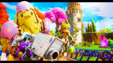 King Bunny's Gun Game