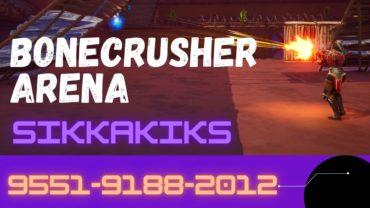 Bonecrusher Arena