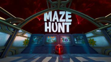 Maze Hunt