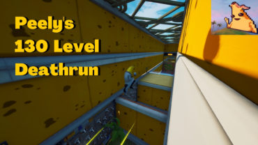 Peely's 130 level Deathrun!